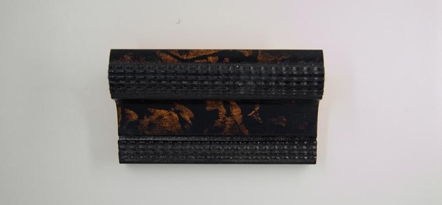 24D Schildpad zwart-oranje